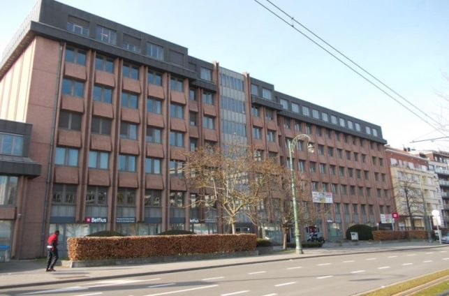 Brussels office space to rent in Auderghem